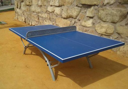 Mesa De ping pong antivandálica