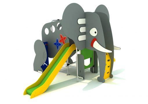 Parque infantil elefante