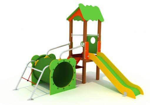 Parques infantiles de 1-8 años
