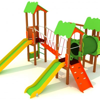 Parque infantil co photocall
