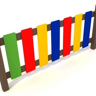 valla multicolor