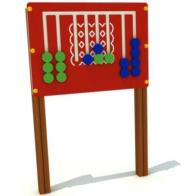 Panel interactivo juego 4 en raya