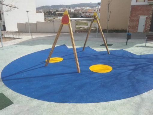 Suelo de Caucho en EPDM Torredelcampo (Jaén)